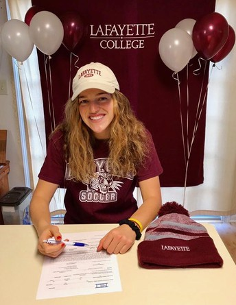 Congratulations to a great Panther and soon-to-be Lafayette College Leopard
