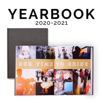 Be A Part of Yearbook