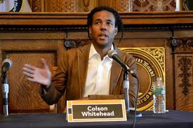 Colson Whitehead, author of Pulitzer and National Book Award winning novel Underground Railroad will be visiting CHS