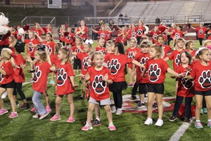 CHS Little Panther Cheer and Dance Clinic