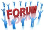 January 18, 2017 - High School/ Middle School Principal Forum