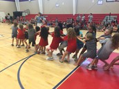 Patriot Games! Tug of War!!