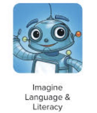 3. Click on the Imagine Language & Literacy tile in Clever.