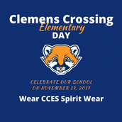 11/17 - CCES Day for American Education Week