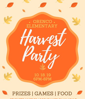 Harvest Party (Fiesta)