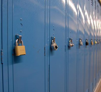 Student Locker Clean Out