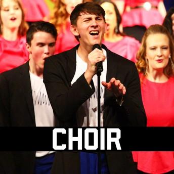 Choir singer