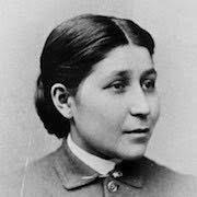 Susan LeFlesche Picotte (1865 - 1915)