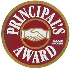 PRINCIPAL AWARDS - WEEK 3