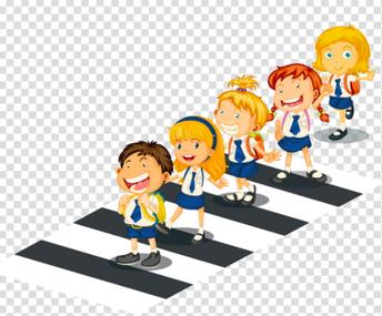 Help us to keep pedestrians safe!