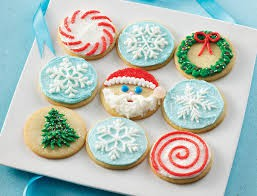 Christmas Cookie Delivery