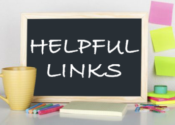 HELPFUL LINKS FOR PARENTS AND STUDENTS