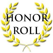 Emery High Honor Roll