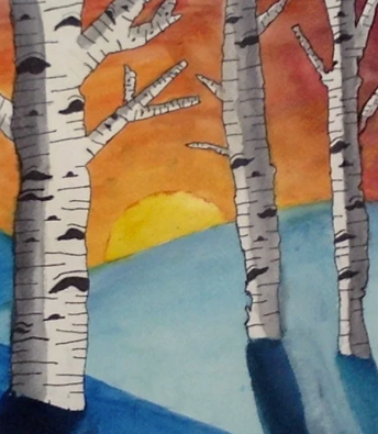 Kennan's Watercolor