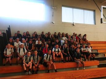 Mrs. Jones' 5th Grade Class!