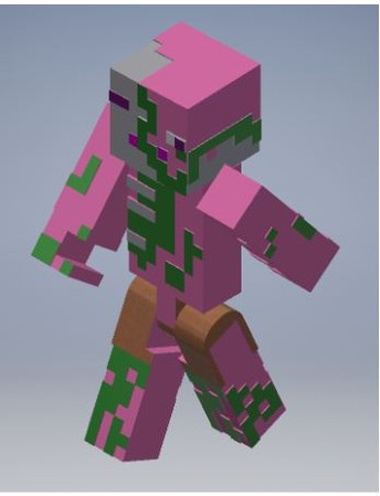 Minecraft Skin Project