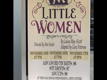 MASQUERS PRESENTS LITTLE WOMEN!