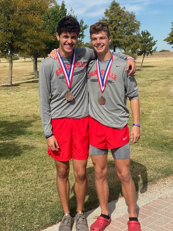 GHS CC Advances to Regionals