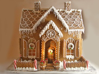 Dozens of creative gingerbread houses will be on display at the Holiday Port Festival at the Ferry Terminal
