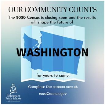 Census closes soon