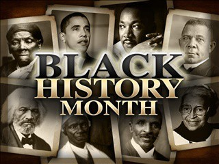February is Black History Month & March is Women's History Month