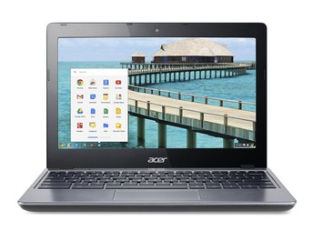 Chromebooks Collection - May 24th and May 25th