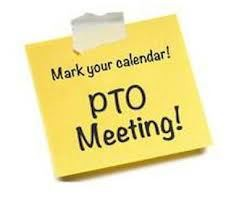 FINAL PTO MEETING FOR 2019: Monday, December 9th @ 9:15am