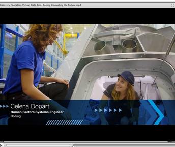 Aerospace Innovation Virtual Field Trip