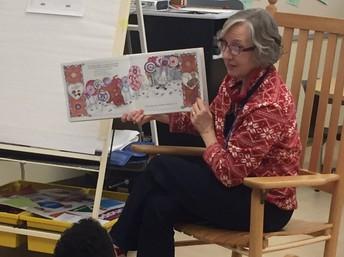 Kindergarten Read-Aloud