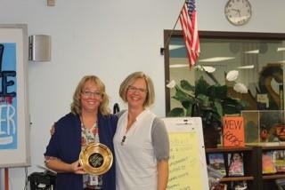 Mrs. Swick - AFLA Teacher of the Year