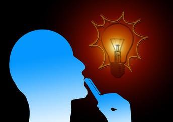 image representing thinking