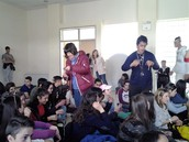 Visit to Elefsina Special Vocational School