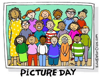 PICTURE DAY - WEDNESDAY, FEB. 10th