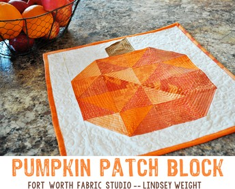 Pumpking Patch Block