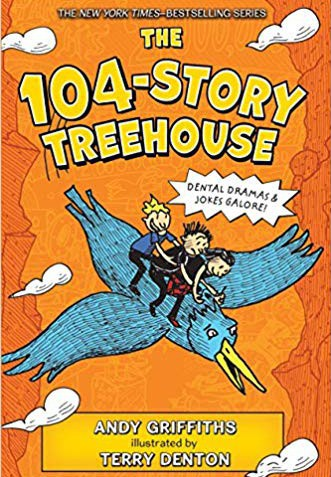 The 104-Story Treehouse: Dental Dramas and Jokes Galore!