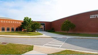 Corporate Landing Middle School