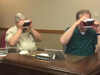 Directors Stiers & Schannuth go on a Google Expedition