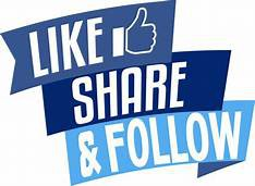 Like | Share | Follow us on FaceBook