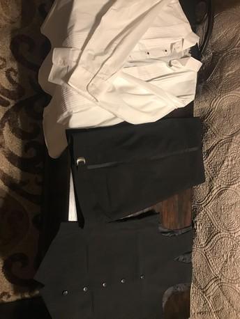 Guy's Concert Uniform For Sale