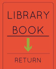 Library Books Due Now!!