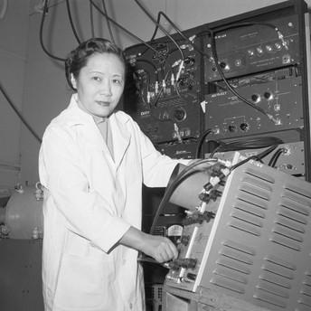Dr. Chien-Shiung Wu, Nuclear Physicist