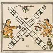 Patolli - A Mayan Harvest Game