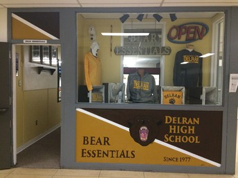 School Store & Daily Announcements