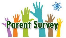 We Need Your Help!!  Parent Satisfaction Survey