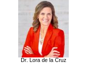 photograph of Lora de la Cruz