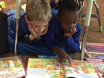 Developing readers, writers and critical thinkers