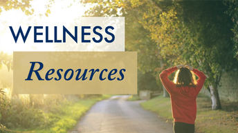 Wellness Resources website