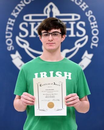 Connor Daly-Labelle-Grade 11