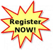 LAST DAY FOR ONLINE REGISTRATION UNTIL THE END OF JULY