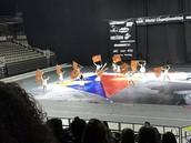 Winterguard Competes At WGI World Championships